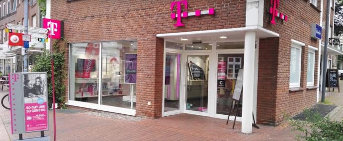 Telekom Shop Bramsche wieder geöffnet!